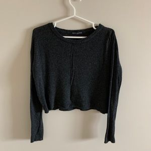 💜2 for 30$💜 Brandy Melville Cropped Sweater